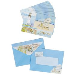 Cape Shore Lighthouse & Chair Boxed Note Cards