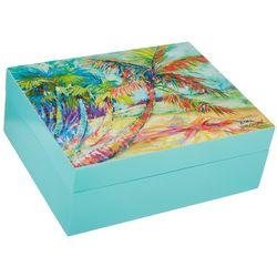 Leoma Lovegrove Palms Away Trinket Box