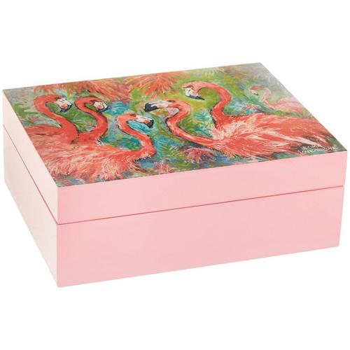 68b98a60eae39c Leoma Lovegrove Pink Power Trinket Box