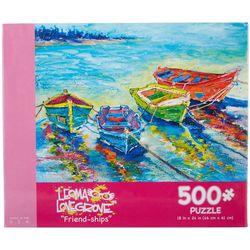 Leoma Lovegrove 500-pc. Friend-ships Puzzle