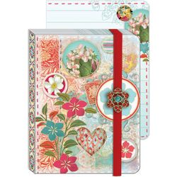 Punch Studio Floral Soft Cover Journal