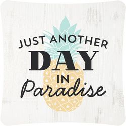 P. Graham Dunn Just Another Day In Paradise Car Charm
