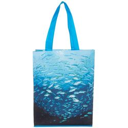 Belvedere Stationers School of Fish Shopping Bag