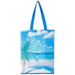 Gwen's Nest Palm Tree Shopping Bag