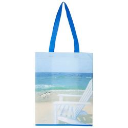 Gwen's Nest Beach Chair Shopping Bag