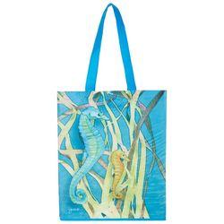 Gwen's Nest Seahorse Shopping Bag