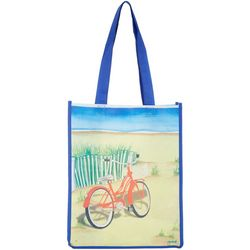 Belvedere Stationers Beach Cruiser Bicycle Shopping Bag
