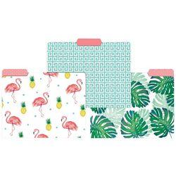 Lady Jayne Ltd. 15-pc. Tropical Palms Folder Set