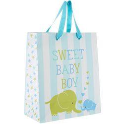 CR Gibson Sweet Baby Boy Standard Gift Bag