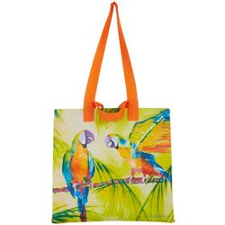 Ellen Negley Tropical Gossip Reusable Shopping Bag