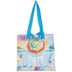 Ellen Negley Island Dreaming Reusable Shopping Bag