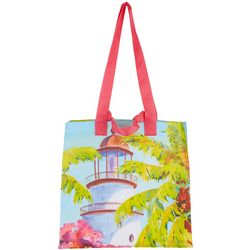 Ellen Negley Lighthouse Lookout Reusable Shopping Bag