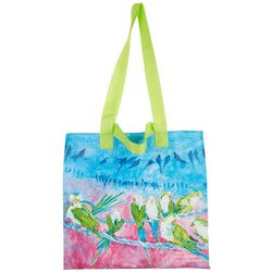 Leoma Lovegrove Party Line Large Reusable Shopping Bag