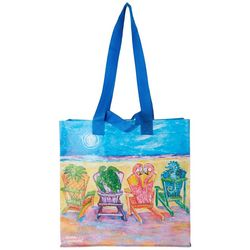 Leoma Lovegrove Front Row Seat Shopping Bag