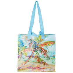 Leoma Lovegrove Palms Away Shopping Bag