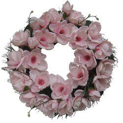 Coastal Home 24'' Artificial Magnolia Wreath