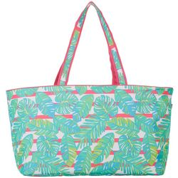Tackle & Tides Palm Leaves Ultimate Tote