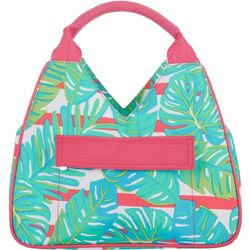 Tackle & Tides Palm Leaves Insulated Lunch Tote