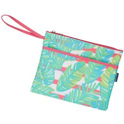 Tackle & Tides Palm Leaves Swim Sack