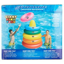 Swimline Giant Ring Toss Pool Game