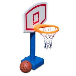 Swimline Jammin' Poolside Basketball Hoop Game