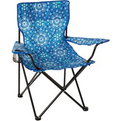 Tropix Shell Medallion Quad Chair
