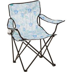Tropix Tossed Shells Quad Chair
