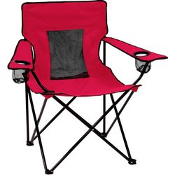 Logo Brands Solid Elite Quad Chair