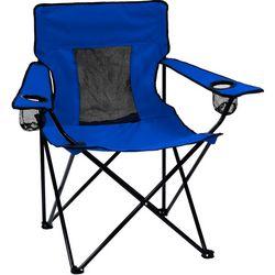 Logo Brands Solid Elite Quad Chair