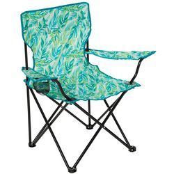 Tropix Palm Leaf Quad Chair