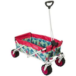 Tropix Flamingo Original Folding Wagon