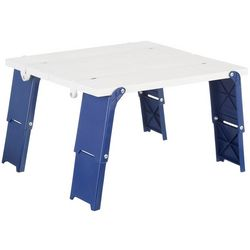 Rio Brands Compact Folding Beach Table