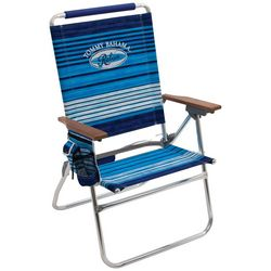 Tommy Bahama Stripe High Easy In Easy Out Beach Chair