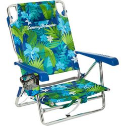 Tommy Bahama Floral Low Backpack Chair