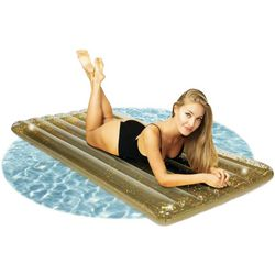 Pool Candy Glitter Deluxe Pool Raft