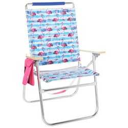 JGR Copa Big Tycoon Flamingo Beach Chair