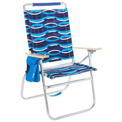 JGR Copa Big Tycoon Blue Wave Beach Chair