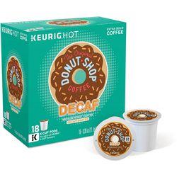 Keurig K-Cup Donut Shop Decaf Coffee - 18-pk.
