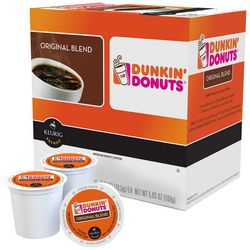 Keurig K-Cup Dunkin Donuts Original Blend - 16 pk.