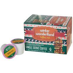 Winter Wonderland 10-pk. Toffee Nut Single Serve K-Cups