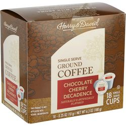 Harry & David Chocolate Cherry Coffee K-Cups 18-pk.