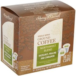 Harry & David Northwest Blend Coffee K-Cups 18-pk.