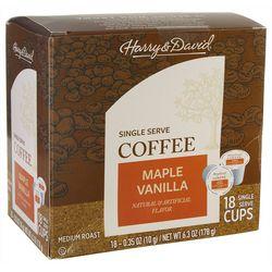 Harry & David Maple Vanilla K-Cups 18-pk.