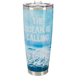 Coastal Home 30 oz. Stainless Steel Ocean Is