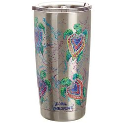 Leoma Lovegrove 20 oz. Stainless Steel Sea Heart Tumbler