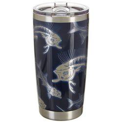 Reel Legends 20 oz. Stainless Steel Skeleton Fish