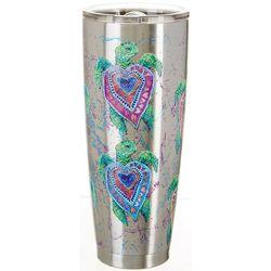 Leoma Lovegrove 30 oz. Stainless Steel Sea Heart Tumbler