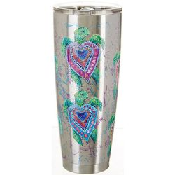 Leoma Lovegrove 30 oz. Stainless Steel Sea Heart Tumbler