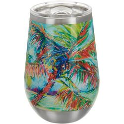 Leoma Lovegrove 12 oz. Stainless Steel Palms Away Tumbler