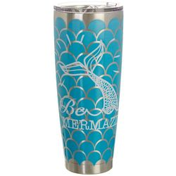 Reel Legends 30 oz. Stainless Steel Mermazing Tumbler